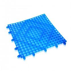 Tappeto bar cm.30x30 colore blu