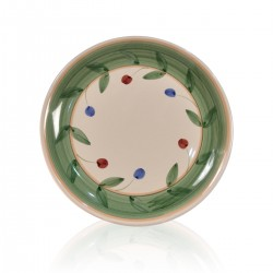 Piatto olivella piano 25cm