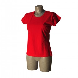 T-shirt M/M rossa donna Tg. XL