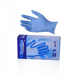 Disposable nitrile gloves Syntho 100 pcs - Size S 6-6,5