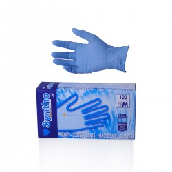 Disposable nitrile gloves Syntho 100 pcs - Size M 7-7,5