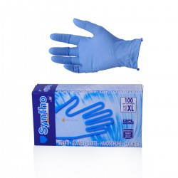 Disposable nitrile gloves Syntho 100 pcs - Size XL 9-9,5