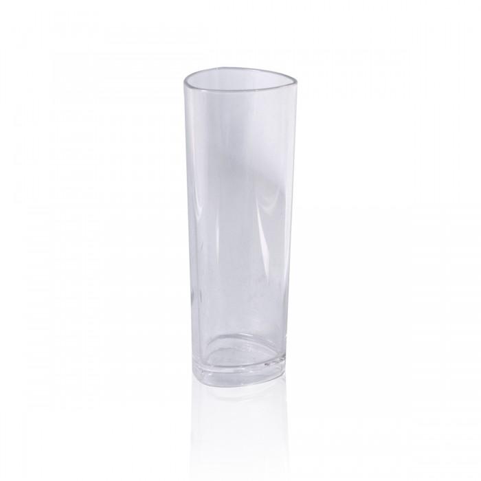 Bicchiere Triangolare Plastica 240 ml