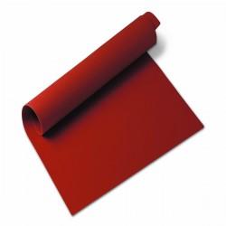 Tappeto Antiaderente Rosso 40x60 cm Silicone
