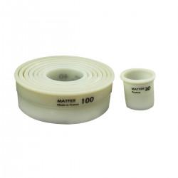 Round cutter Exoglass Box Matfer