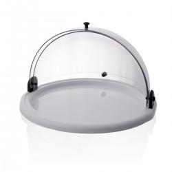 Cabinet white round 46 cm