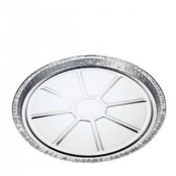Aluminium Tray Round 504 Cuki x 100pcs