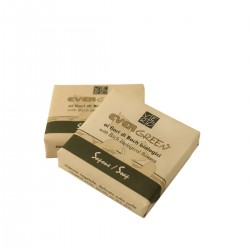 Evergreen Square soap 30 gr