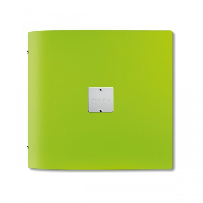 Menù Fashion Quadro Verde 21x21