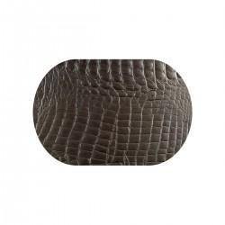Tovaglia 30x20 Pelle Marrone