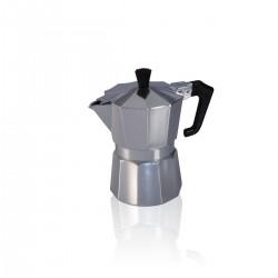 Caffettiera Moka alluminio 3 t.ze