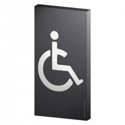 Lavagna Segnaletica 8x15 Disabili