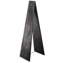 Cavalletto legno 43x165 Bifacciale per lavagna