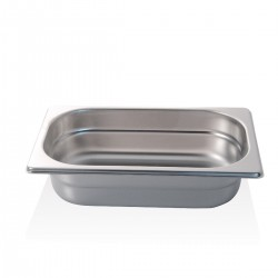 Gastronorm Inox GN 1/4 26,4x16,2x6,5 cm