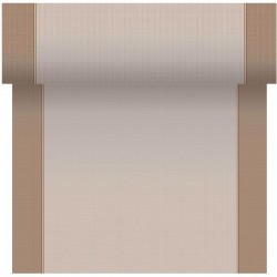 Rider 48x120 Solid Brown 20 Tablecloth Ventidue
