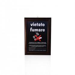 Blackboards Proteo No Smoking 34x24 cm