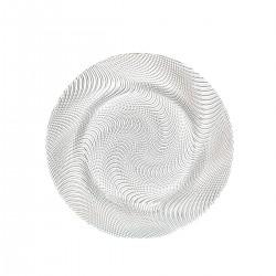 Ash Tray - Round 9,7 cm H. 4,3 cm.