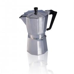 Caffettiera Moka alluminio 9 t.ze