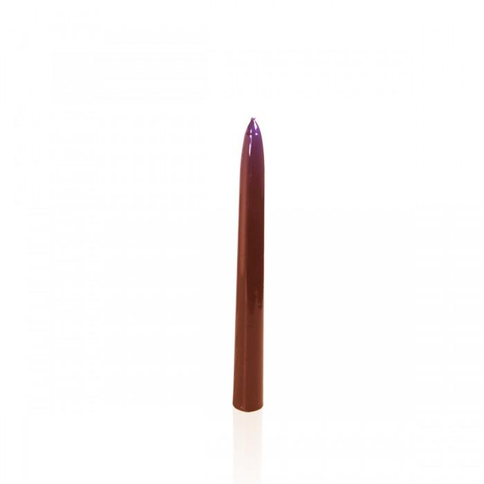 Candela Conica 20 cm Laccata