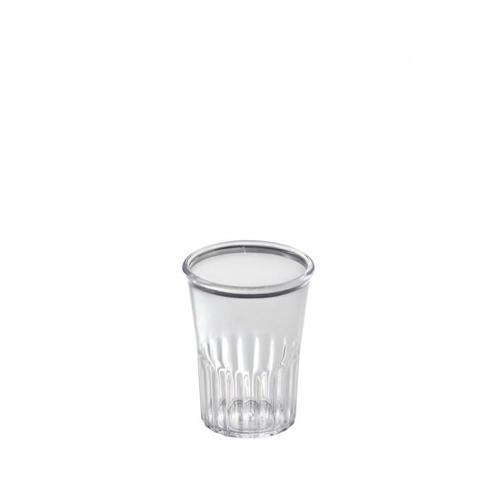 Bicchiere Policarbonato 160 cc