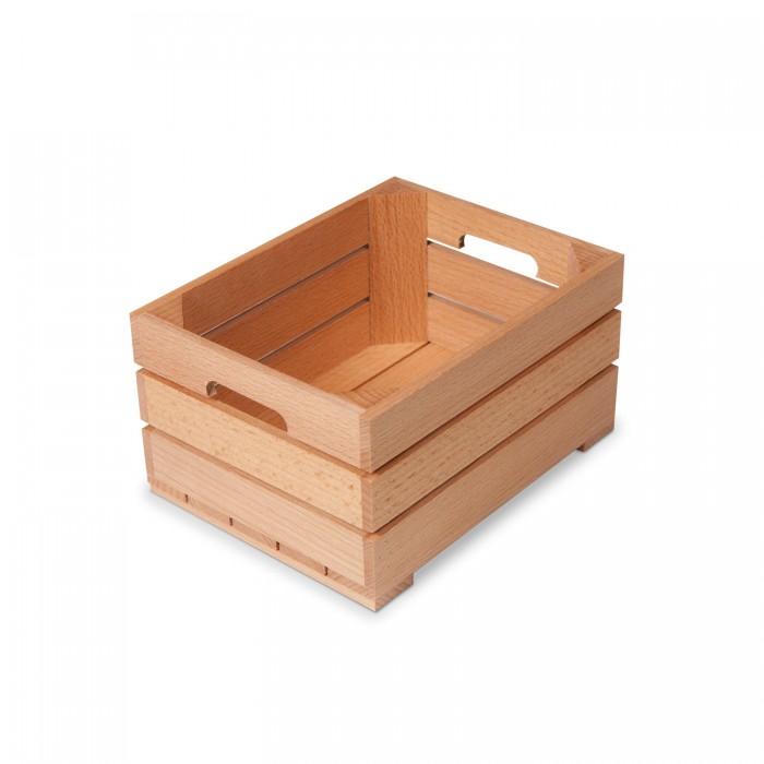 Mini cassetta legno 13X17X9 cm