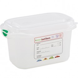 Container GN 1/9 h. 10 cm. 1 Ltr