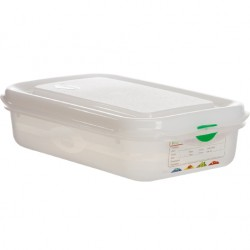Container GN 1/4 h. 6 cm. 1,8 Ltr