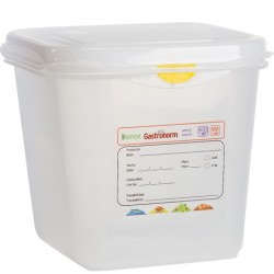Container GN 1/6 h. 15 cm. 1,1 Ltr