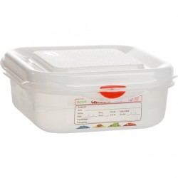 Container GN 1/6 h. 6 cm. 1,1 Ltr