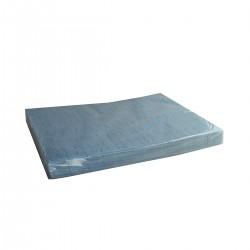 Paper tablecloth 30x40 Soft Blue 250 Tablecloth