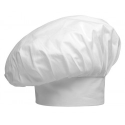 COOK HAT BLACK