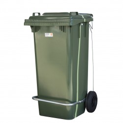 Bidone Max Verde 120 lt