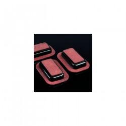Stampo Silicone 12 Forme Rettangolari