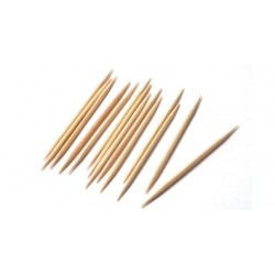 Double pointed toothpicks - 1000 pcs