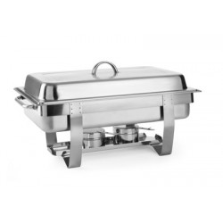 CHAFING DISH GASTRONORM 1/1 C/COPERCHIO