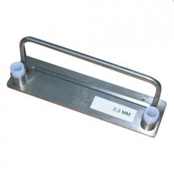 TAGLIO 2,3mm PER LANIERES BRONCOUCKE