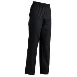 Chef Trousers Black -L-