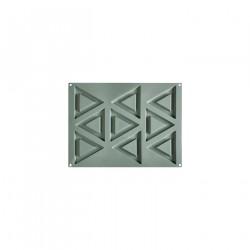 Stampo Silicone Triangolo 12 cm